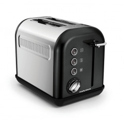 Тостер Morphy Richards Accents Black 222013