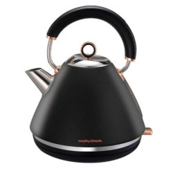 Чайник Morphy Richards Accents Rose Gold Black  102104EE