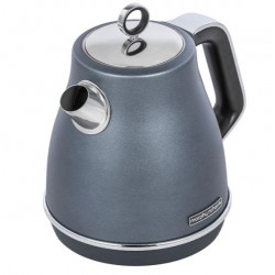 Чайник Morphy Richards Evoke Steel Blue Jug 104402EE