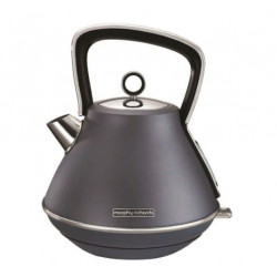 Чайник Morphy Richards Evoke Pyramid Steel Blue 100102EE